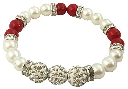 Freshwater Pearl Bracelet Beaded Inches