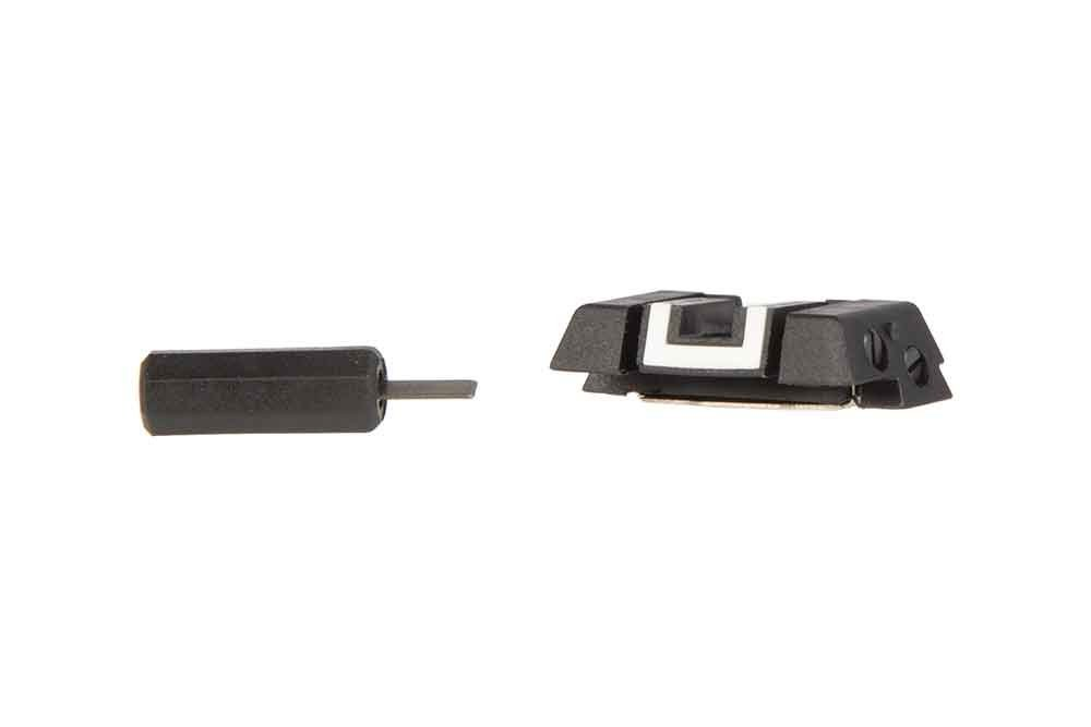 Glock Perfection OEM Adjustable Rear Sight Fits Bad Eyes