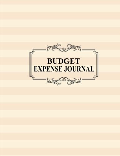 Download Budget Expense Journal: Personal Expense Tracker, Note Journal Budget Planning, Financial Planning Journal, Home Budget Book Extra Large (Volume) (Volume 1) pdf epub