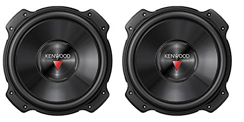 "2) NEW Kenwood KFC-W3016PS 12"" 4000 WATT Car Audio Subwoofers Subs Woofers 4 Ohm"