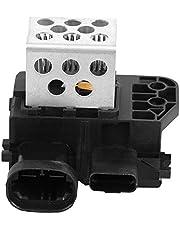 KIMISS Heater Blower Resistor, Fan Relay Resistor SmartSense Radiator Fan Relay Resistor for C4 9673999980