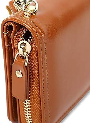 8a05bddc9c0e Amazon.com: Lannmart New Purse Female Wallets Women Long Hasp Phone ...