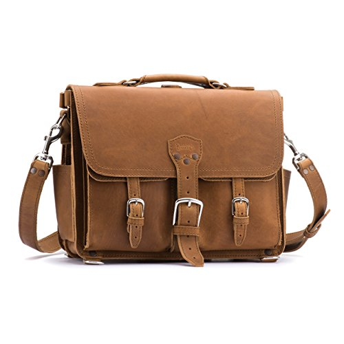 bc9ce6450399 Saddleback Leather Front Pocket Briefcase - Best Briefcase for Business    Travel - Buy Online in Oman.