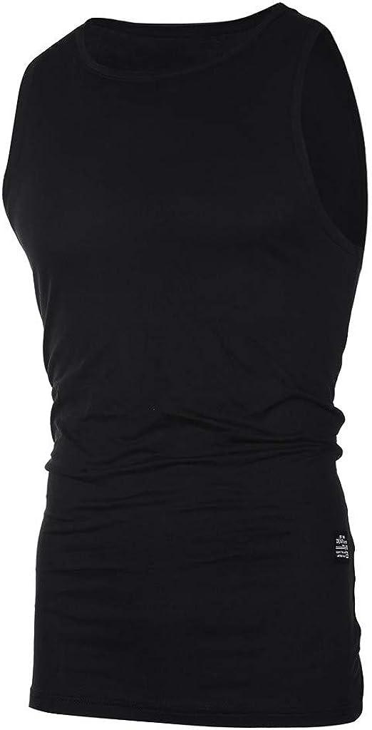 Mens Tank Tops Gym Workout Muscle Shirt Bodybuilding Vest