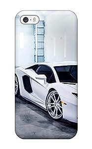 Excellent Design Lamborghini Phone Case For Iphone 5/5s Premium Tpu Case 5043893K66511601