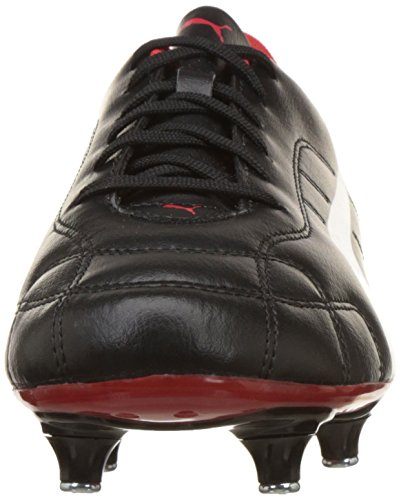 C Red Black Scarpe puma White Da Risk Classico Football puma Nero Sg high Uomo Americano Puma 5qUBwpv
