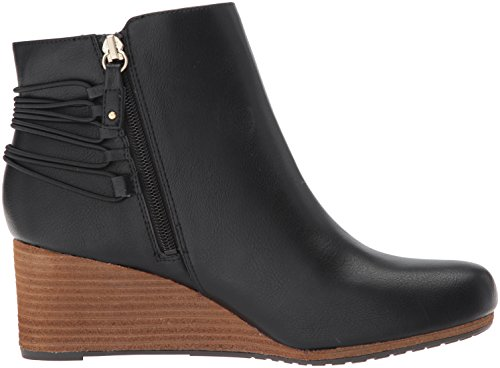 Dr Scholl's Shoes Knoll Black Women's Boot rCrFx8Y