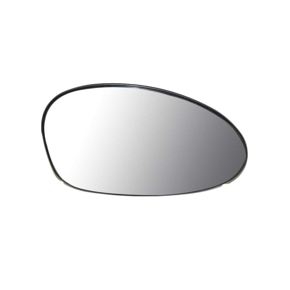Right Side Wing Mirror Glass /& Base Heated Compatible With Series 1 3 E81 E87 E90 E91 OEM 51167250424