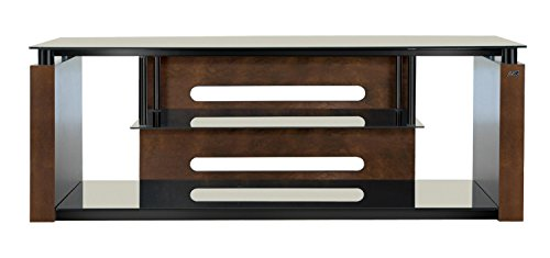 "Bell'O AVSC2155 60"" TV Stand for TVs up to 65"", Espresso"