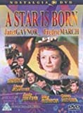 A Star Is Born (DVD) Drama (1937) Run Time: 154 minutes ~ Starring: Janet Gaynor, Fredric March, Adolphe Menjou Directed by: William A. Wellman