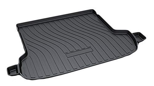 Kaungka Cargo Liner Rear Cargo Tray Trunk Floor Mat Waterproof Protector Compatible with 2015-2018 Subaru Outback