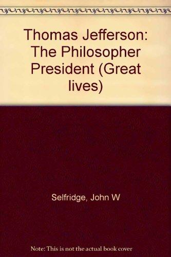 Thomas Jefferson (Great Lives)