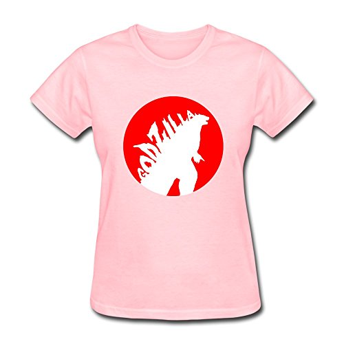 [AOPO Godzilla T-shirts For Women Large] (Anguirus Costume)