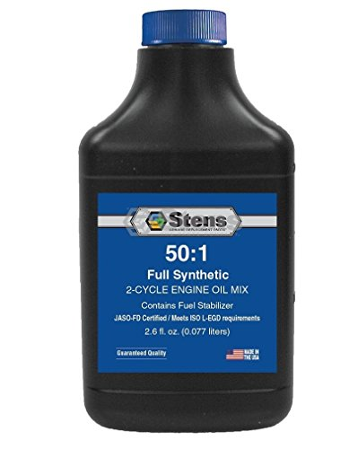Stens 770 260 50:1 2-Cycle Full Synthetic Oil Mix Pack of 6 (6)