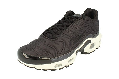 sale retailer 08d62 fbd1d Galleon - NIKE Womens Air Max Plus Se Womens Running Trainers 862201  Sneakers Shoes (UK 6.5 US 9 EU 40.5, Metallic Black 001)