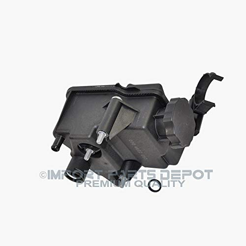 Power Steering Reservoir Tank + Seal for Mercedes G550 GL450 GL550 ML550 Premium Quality 0004602683/0004661880