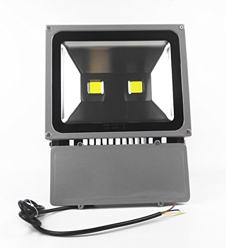 Cheap LED Flood light Waterproof Outdoor Lighting – AI YONG LED street lamp Lighting(2017 new design)Daylight White 6000k 100W LED Lighting 110V 100% Aluminum finish life>50,000h,2-year warranty