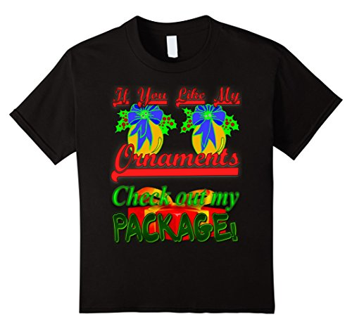 Kids A VERY FUNNY HOLIDAY PARTY CELEBRATION PACKAGE T-SHIRT 12 Black Celebration Package