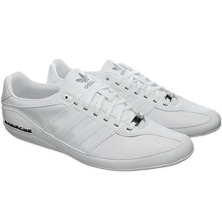 best sneakers f8768 72cf1 Adidas Porsche Design S2 zapatillas blancas de aluminio blanco, Adidas  Unisex 42 2 3  Amazon.es  Deportes y aire libre