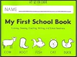 Handwriting Without Tears - Get Set For School - My First School Book - Pre-K Activity Book