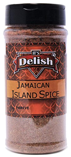 Jamaican Island Spice by Its Delish, 6.5 Oz. Medium Jar