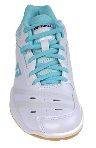 Yonex Sintético Y mint Bádminton De Zapatillas Mujer White Squash Para pxqZvHpw