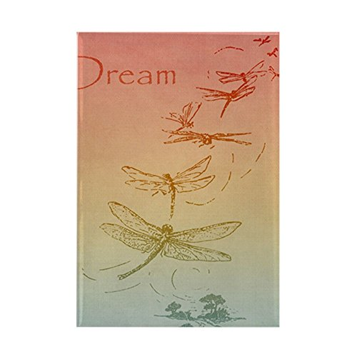 CafePress Dream Dragonflies Rectangle Magnet Rectangle Magnet, 2