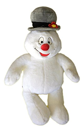 Build a Bear Magic Hat Frosty the Snowman Plush