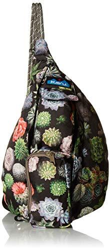 KAVU Women's Mini Rope Sling outdoor-backpacks, Greenhouse, One Size