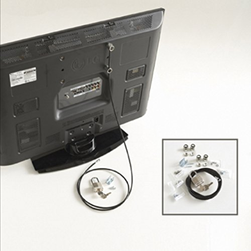 Flat Sreen Tv Lock Kit Ex For Use With A Tv Mount