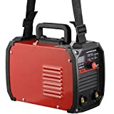 ARC Welder - ZENSTYLE Portable DC Inverter Arc Welding Machine 160AMP 110V/230V Dual Voltage IGBT Stick Arc Welder