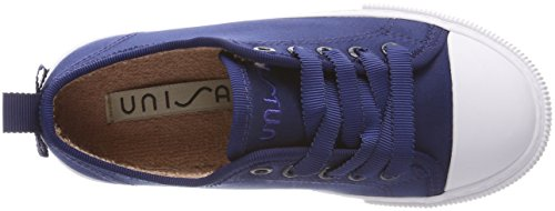 Unisa Xenia_Pri, Zapatillas Para Niñas Azul (Atlantico)