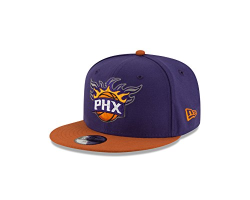 New Era Nba Phoenix Suns Boys 9Fifty 2Tone Snapback Cap  One Size  Gold