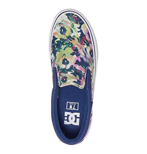 DC Shoes Trase SE - Schuhe - Frauen - EU 38.5 - Mehrfarbig