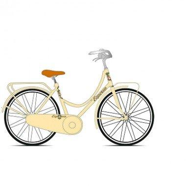 Bicicletta Vintage Esperia 2280d Retroda Donna Taglia Unica