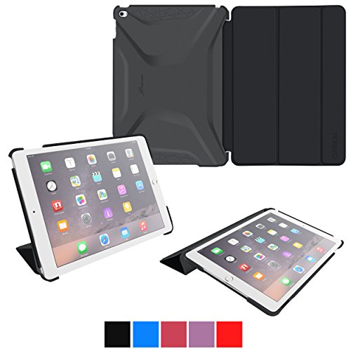 rooCase Optigon 3D Slim Shell Case Smart Cover for iPad Air 2