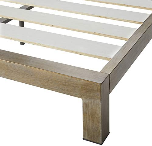 home, kitchen, furniture, bedroom furniture, beds, frames, bases,  bed frames 3 image In Style Furnishings Aura Modern Metal Low Profile promotion