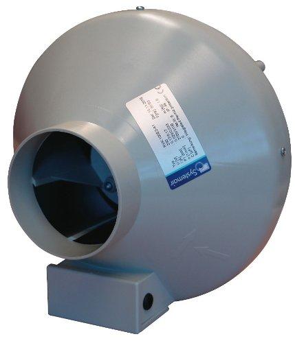 Rohrventilator RVK Systemair Sileo 100E2-A1 184 m³/h (100mm)