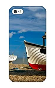 Hot Tpu Cover Case For Iphone/ 5/5s Case Cover Skin - Boat