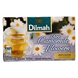 Dilmah Pure Camomile Flower Tea 30g 1.06 Oz Thai