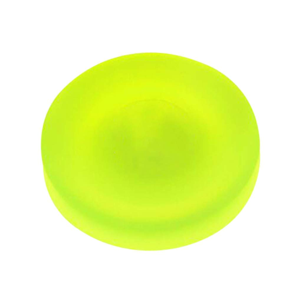 DaYee New Zip Chip Frisbee Mini Pocket Flessibile Soft New Spin in Catching Game Flying Disc Catching Game Spiaggia Giocattoli da Esterno