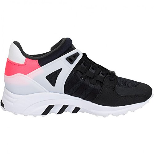Adidas EQT Support Women Sneaker Trainer (37 1/3, black/black)
