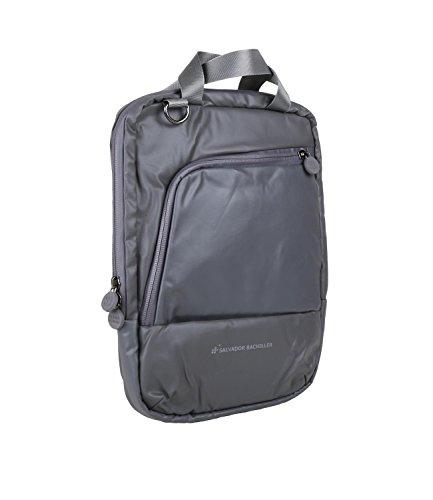 SALVADOR BACHILLER Messenger Bag - Hi-Tech 6401 - Grigio gris