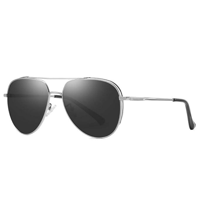 RZXTD Gafas De Sol Gafas De Sol Exclusivas De Piloto Con ...