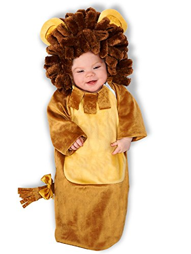 Lion Costumes Bunting (Cuddly Lion Infant Bunting)