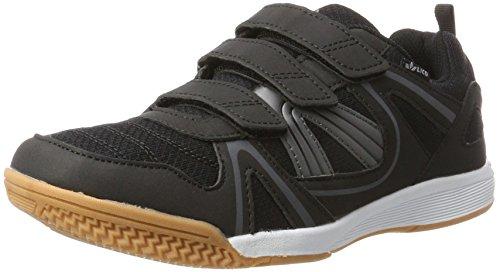 Lico Fit Indoor V, Zapatillas Deportivas Para Interior Para Hombre, Negro (Schwarz/Grau), 41 EU