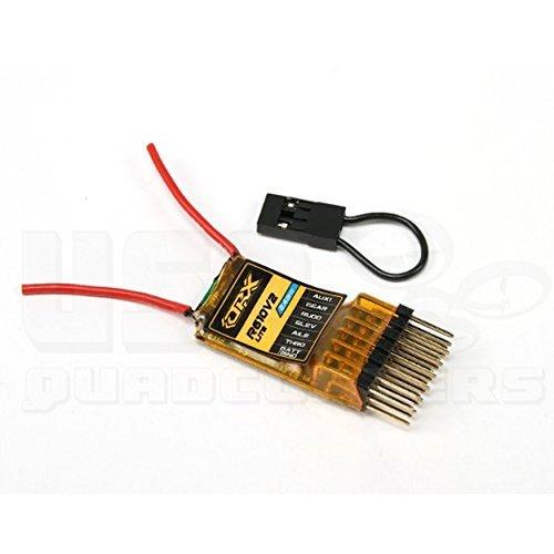 - OrangeRX R610V2 Lite 6Ch 2.4GHz DSM2 Receiver with CPPM