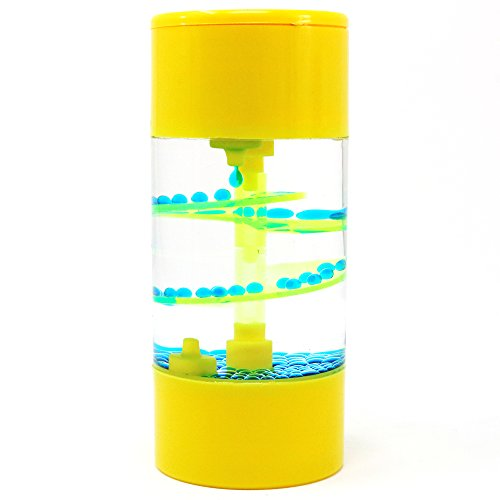 30%OFF Big Mo's Toys Liquid Motion Spiral Timer Toy for