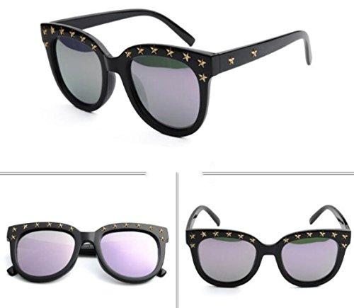 Libre Sol De Aire Gafas De Al Las Sol MSNHMU Oscilan Morado Las Gafas De De Gafas Sol ZfUq4U