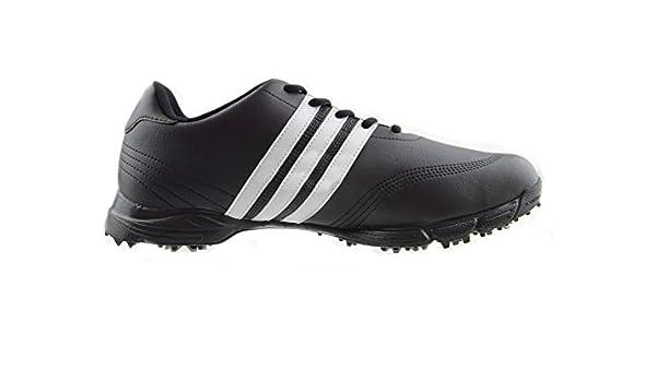 adidas Golflite Zapatos de golf impermeables para hombre (6.5 UK), color negro: Amazon.es: Zapatos y complementos